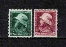 DEUTSCHLAND , Deutsches Reich , Germany ,  1935 , ** , MNH , Postfrisch , Mi.Nr. 569 - 570 - Deutschland