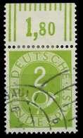 BRD DS POSTHORN Nr 123 Gestempelt ORA X7D0D3E - [7] Repubblica Federale