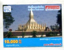 TK 14406 LAOS - Prepaid - Laos