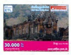 TK 14407 LAOS - Prepaid - Laos