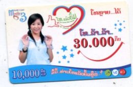 TK 14452 LAOS - Prepaid - Laos
