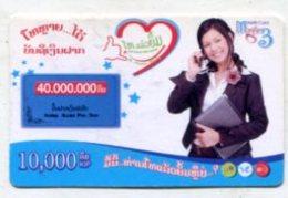TK 14454 LAOS - Prepaid - Laos