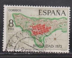 SPAIN Scott # 1737 Used - 1971-80 Oblitérés