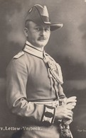 RP: War 1914-18 ; V. Lettow-Vorbeck - Guerra 1914-18