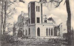 Schloss Polderhoek Feldpost 1916 - Weltkrieg 1914-18