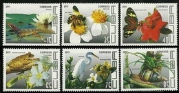 2011Cuba5491-96Fauna And Flora5,70 € - Timbres
