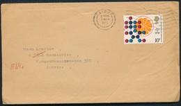 °°° POSTAL HISTORY UNITED KINGDOM 1977 °°° - 1952-.... (Elisabetta II)