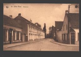 Sint-Gillis-Waas / St. Gillis-Waas - Blokstraat - Sint-Gillis-Waas