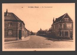 Sint-Gillis-Waas / St. Gillis (Waas) - De Nieuwestraat - Sint-Gillis-Waas