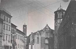 Piazza Duomo Orvieto Vintage Postcard - Italia