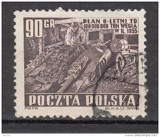 Pologne, Poland, Polska, Mine De Charbon, Coal Mine, Mineur, Minéraux, Minerals - Minéraux