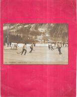 CHAMONIX - 74 - Match De Hockey - NANT1 - - Chamonix-Mont-Blanc