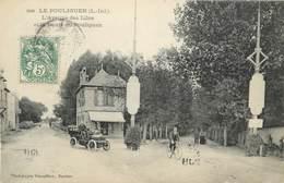 """.CPA  FRANCE 44 """"Le Pouliguen, Avenue Des Lilas """" - Le Pouliguen"""