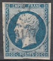 PETITS CHIFFRES - PYRENEES ORIENTALES - ST LAURENT DE SALANQUES - PC 3147 - 1849-1876: Période Classique