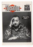 Libération SPECIAL COLUCHE - Vendredi 20 Juin 1986 (I5) - Artistes