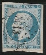 PETITS CHIFFRES - SEINE ET PARIS - VILLEMOMBLE - PC 3613 - 1849-1876: Période Classique