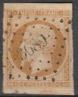 PETITS CHIFFRES - NORD - WATTEN - PC 3689 - 1849-1876: Période Classique