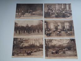Beau Lot De 17 Cartes Postales De Belgique  Eecloo     Mooi Lot Van 17 Postkaarten Van België  Eeklo - 17 Scans - Postkaarten