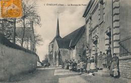 I190 - 18 - ETRECHY - Cher - Le Bureau De Poste - Autres Communes