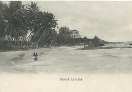 SRI LANKA---CEYLON--CEYLAN---mount Lavinia--voir 2 Scans - Sri Lanka (Ceylon)