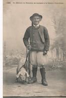I190 - 29 - Un Eleveur De Mahalon Se Rendant à La Foire De PONT-CROIX - Pont-Croix