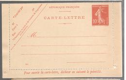 25676 - Semeuse - Letter Cards