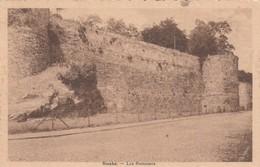 BINCHE / LES REMPARTS  1937 - Binche