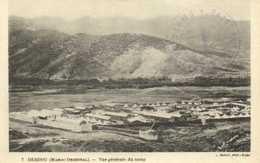 DEBDOU (Maroc Oriental Vue Generale Du Camp RV - Marocco