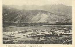 DEBDOU (Maroc Oriental Vue Generale Du Camp RV - Marokko