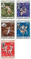 Ref. 79884 * MNH * - MAHRA. 1967. GAMES OF THE XIX OLYMPIAD. MEXICO 1968 . 19 JUEGOS OLIMPICOS VERANO MEXICO 1968 - Francobolli