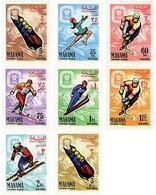 Ref. 71278 * MNH * - MANAMA. 1967. X OLYMPIC WINTER GAMES. GRENOBLE 1968 . 10 JUEGOS OLIMPICOS  INVIERNO GRENOBLE 1968 - Manama