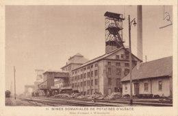 Wittenheim (68) - Mine Fernand - Wittenheim