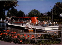 Augst - Personenboot Lällekönig - AG Aargau