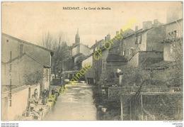 54. BACCARAT . Le Canal Du Moulin . - Baccarat