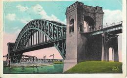 7-(559)HELL GATE BRIDGE-NEW YORK - Ponti