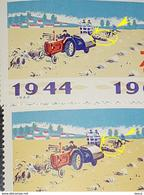 Errors Romania 1964,  MI 2307, Agriculture, Tractor Different Color, Error At House, Mnh - Variedades Y Curiosidades
