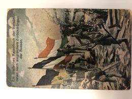 WW1 1915 Feldpostamt 43 - Guerre 1914-18