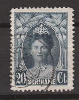 Suriname 121 Used ; Koningin, Queen, Reina, Reine, Konigin Wilhelmina 1927-1930 NOW MUCH MORE SURINAME - Suriname ... - 1975