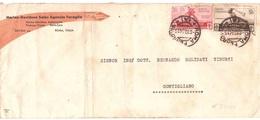 BUSTA HARLEY DAVIDSON ROMA RETRO ANNULLO CONTIGLIANO RIETI - 1900-44 Victor Emmanuel III.