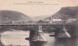 Vallée De La Semoy Les Hautes Rivieres Le Pont Sur La Semoy Et Vue Générale - Unclassified