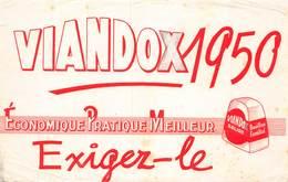 VP-GF.19-RO 129 : BUVARD. VIANDOX. 1950 - Blotters