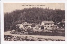 CP 42 MARLHES Scierie De Brodillon - Autres Communes