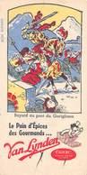 VP-GF.19-RO 136 : BUVARD. PAINS D'EPICES VAN LYNDEN - Blotters