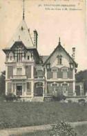 45 - Chatillon Sur Loire - Villa Des Cotes à M. Chabourrau - Voyagée En 1914 - Voir Scans Recto-Verso - Chatillon Sur Loire