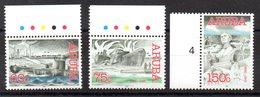 """(WK-Alb1) Antillen Aruba Mi. 295/97  """"WW II  -  Zweiter Weltkrieg""""  ** Postfrisch - Antillen"""