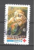 France Autoadhésif Oblitéré N°1724 (Croix Rouge 2019, Partout Où Vous Avez Besoin De Nous) (cachet Rond) - Francia