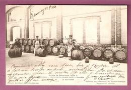 Le Vin De Champagne Serie C - Epernay Caves De La Maison Moet & Chandon N°15 Le Soutirage- éditeur Bonnard Coll Weinmann - Epernay