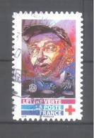 France Autoadhésif Oblitéré N°1728 (Croix Rouge 2019, Partout Où Vous Avez Besoin De Nous) (cachet Rond) - Francia