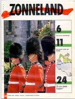 Tijdschrift Weekblad Magazine Voor De Jeugd - Strips - Zonneland - 9 Februari 1990 - Livres, BD, Revues