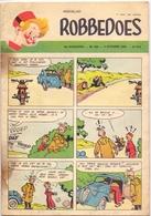 Tijdschrift Weekblad Magazine Voor De Jeugd - Strips - Robbedoes - 5 Oktober 1950 - Juniors